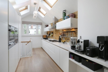 Builders and Joinery Company Kitchen Wimbledon Village