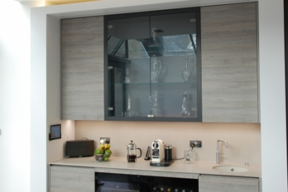 Building and Joinery Kitchen Extension Clapham