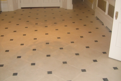 Builders Kensington and Chelsea Stone Flooring