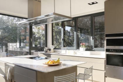 Elevated Kitchen Extension Wandsworth